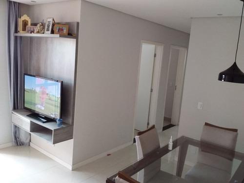 Imagem 1 de 6 de Apartamento - Ap00058 - 69264766