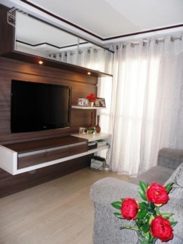 Apartamento Padrão Planejado E Decorado, 2 Quartos (1 Suíte)