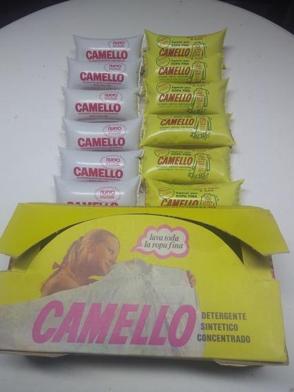 Antiguo Detergente Camello,caja Original
