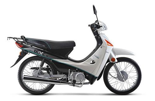 Motomel Dlx 110 Deluxe 0km 2021 Nueva Cub Calle Ciclomotor