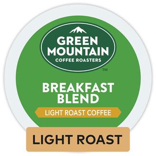 Mezcla Para El Desayuno De Los Tostadores De Café Green