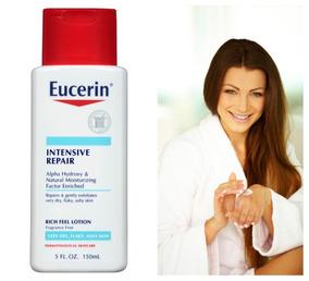 Crema Eucerin Intensive Repair 150ml