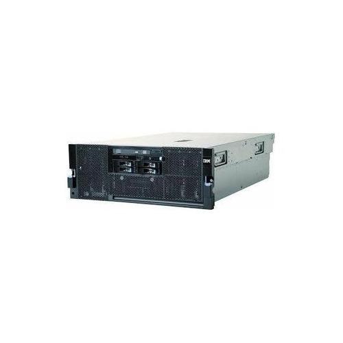 Imagem 1 de 1 de Servidor Ibm X3850 M2 64gb Ram 2 Hds De 146 Sas 4 Proc Quad