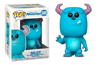 Funko Pop Sulley 386 - Monsters Inc. Muñeco Original Nuevo