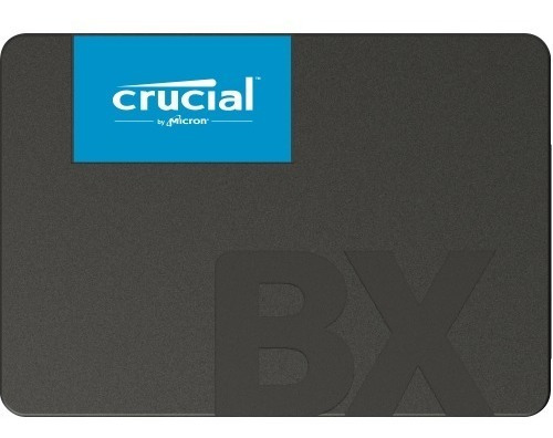 Disco Ssd Crucial Bx 500 120gb