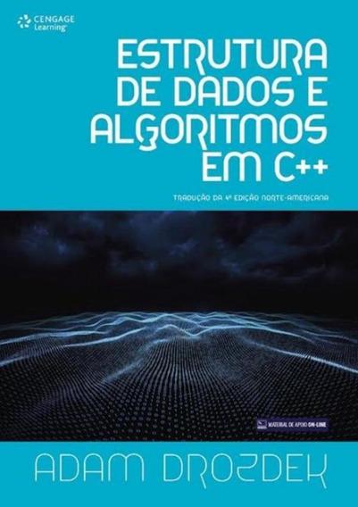 Estrutura De Dados E Logaritimos Em C++ - Traducao Da 4 Ed