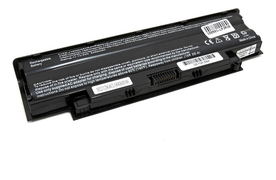 Bateria Notebook - Dell Vostro 3550 - Preta
