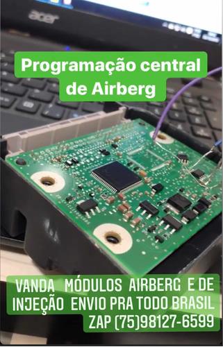 Imagem 1 de 1 de Reprogramação De Central De Airberg