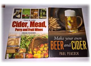 Libros De Elaboracion De Cerveza, Sidra E Hidromiel (ingles)