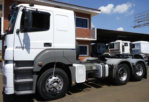 Mb 2540 - 2008 - 6x2 - Teto Baixo - Leito - R$ 95.000,00