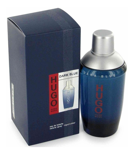 Imagen 1 de 1 de Perfume Hugo Boss  Dark Blue 75 Ml,original