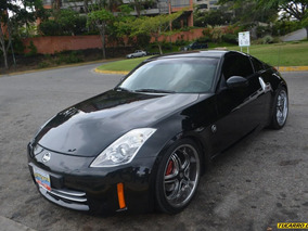 Nissan 350z Grand Touring Roadster - Sincronico
