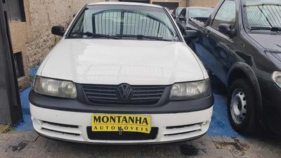 Vw Gol G3 1.0 Ano 2003 Montanha Automoveis