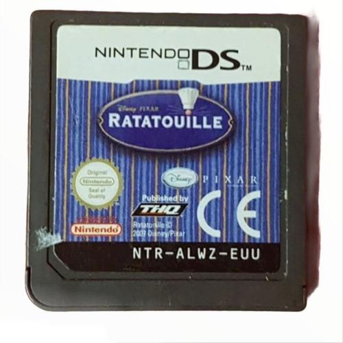 Juego Ratatouille Nintendo Ds Solo Oportunidades