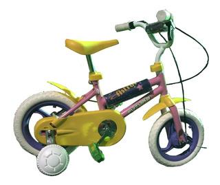 Bicicletas Infantil Futura Rodado 12 Con Ruedita