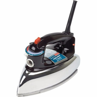 Plancha De Ropa Black And Decker Negro/plateado