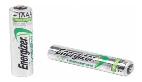 Pila Alcalina Energizer Recargable Aaa Universal El Blister