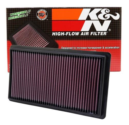 Filtro De Ar Esportivo K&n 33-2395 - Ford Edge (todos)