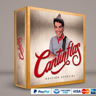 Coleccion Cantinflas En Hd + Cantinflas Pelicula 2014