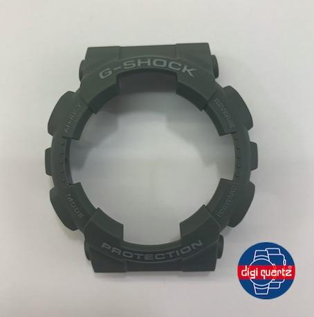 Capa Bezel Original Casio G-shock Ga-100mc-3