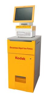Estación Kiosko Kodak G4 Con Wifi Y Scanner