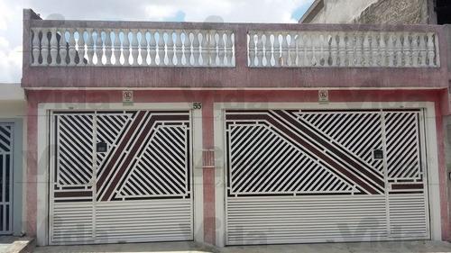 Casa Térrea À Venda Em Santo Antônio  -  Osasco - 26466