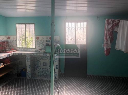 Imagem 1 de 10 de Casa Cidade Nova - Ca4327