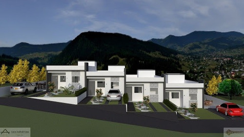 Imagem 1 de 29 de Casa Em Jardim Petrópolis, Gravatá/pe De 63m² 2 Quartos À Venda Por R$ 189.000,00 - Ca1074639