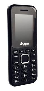 Teléfono Celular Doppio F1811 Telcel Nuevo Negro
