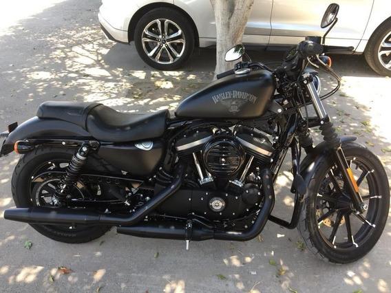 Harley Davidson, Sportster Iron 883, Modelo 2017, Nueva