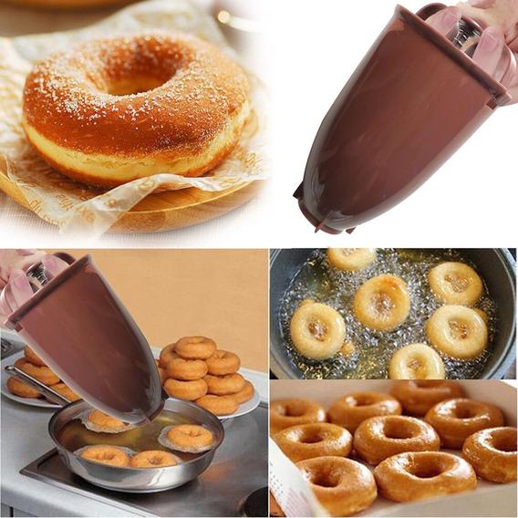 Molde De Plástico Para Hacer Donuts De La Máquina De Brico