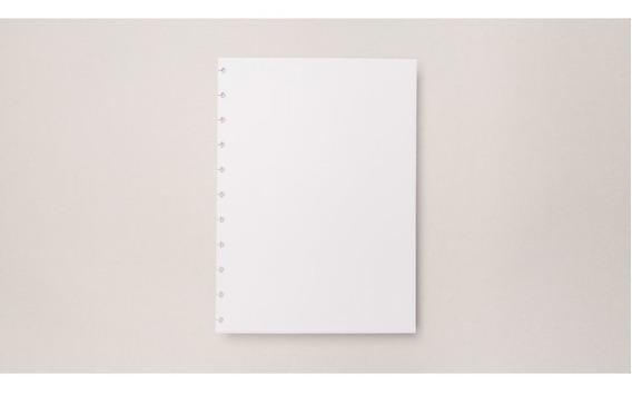 Refil Sem Pauta Para Caderno Inteligente 50fl Grande 1 Un