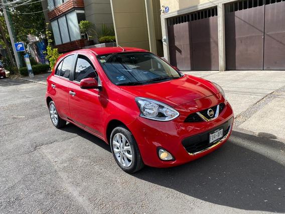 Nissan March Advance Navi Automatico Gps Camara Reversa