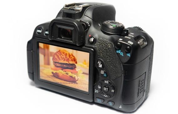 Câmera Profissional Canon T5i + 50mm