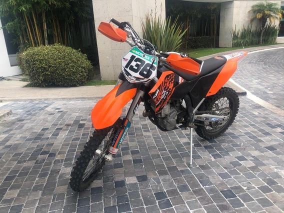 Ktm Exc 250 2009 4t Muy Buena