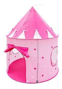 Barraca Infantil Castelo Das Princesas Meninas Grande Nova