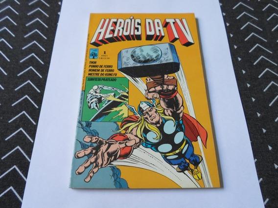 Heróis Da Tv 1 Abril Ótimo,excelente,banca