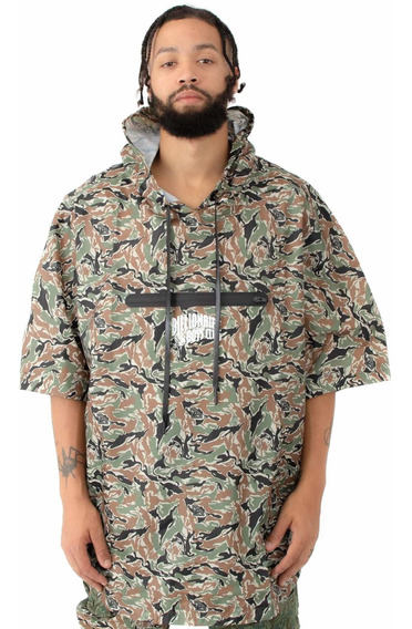 Billionaire Boys Club Poncho Chamarra Original No Supreme