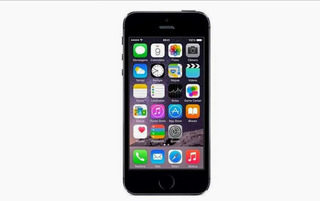 iPhone 5s 32gigas Cinza