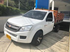 Dmax Estacas 4x2 Diesel