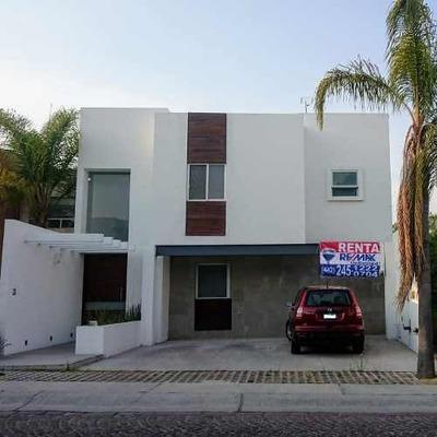 Mta/ Casa En Renta En Cumbres Del Lago, Juriquilla