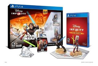 Disney Infinity Star Wars 3.0 Base+juego+5personajes+2mapas