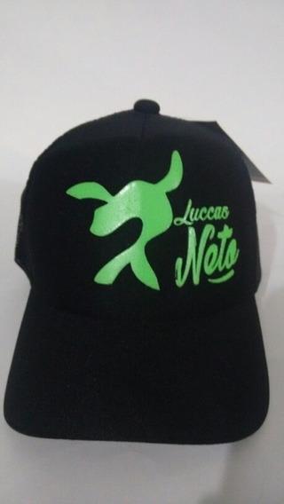 Boné Do Luccas Neto 19,99 Lançamento Top!!!