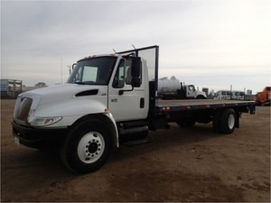International 2006 Plataforma Diesel Standar