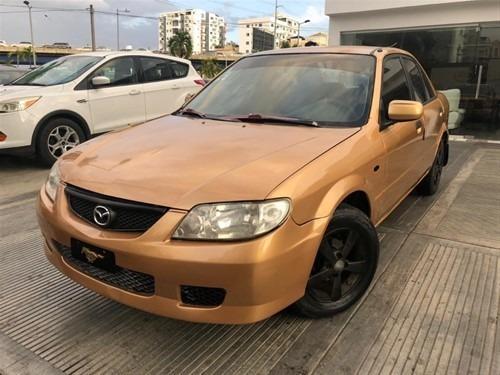 Mazda 323 2002 ( Nítido Motor Y Transmisión)