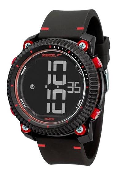 Relógio Speedo Masculino Preto 80595g0evnp4