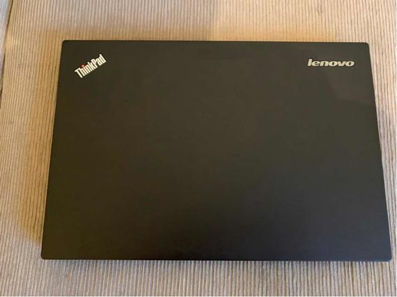 Notebook Thinkpad T440s Core I7 - 5600u 6gb Ram E Ssd 120gb