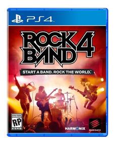 Rock Band 4 Pt-br Ps4 | Portugues | Ps4 2 | Promoção