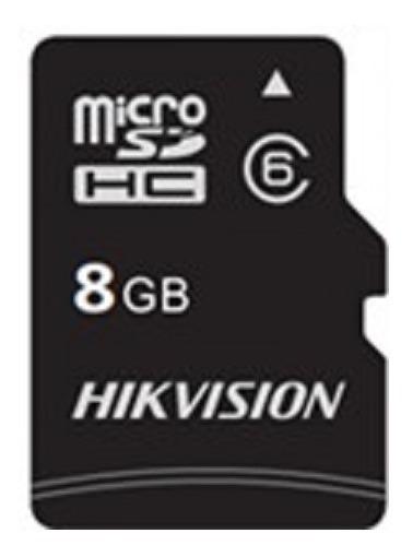 Cartão Memória Micro Sd Hikvision 8gb Class 10 Hs-tf-c1