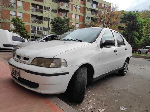 Fiat Siena 1.7 Elx 2002